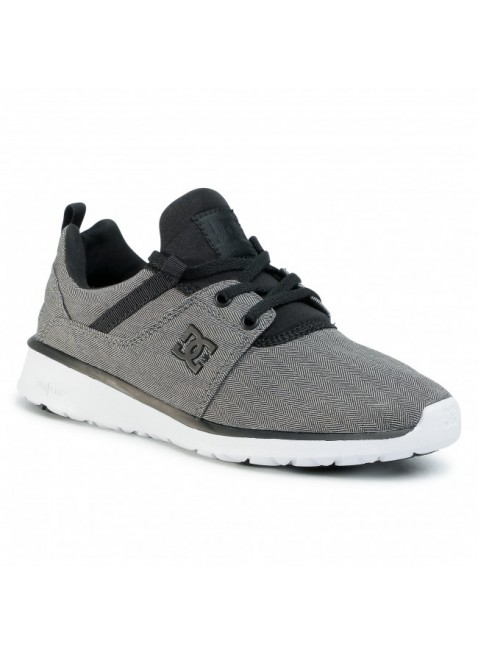 Boty dc heathrow tx se dark grey