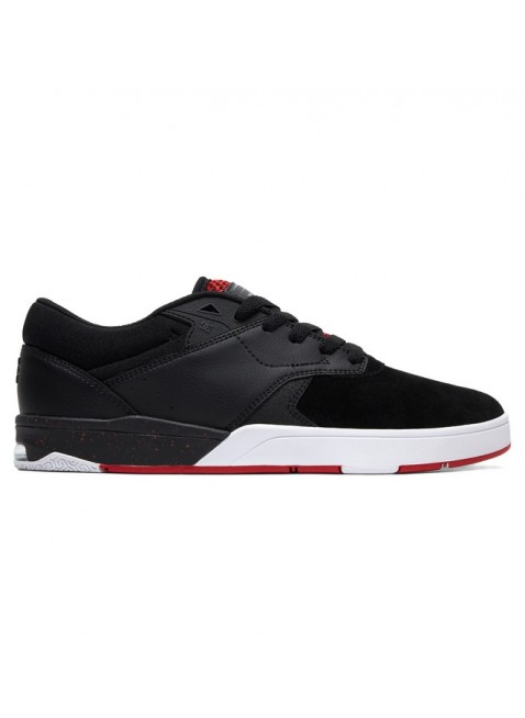 boty DC Tiago S black athletic red