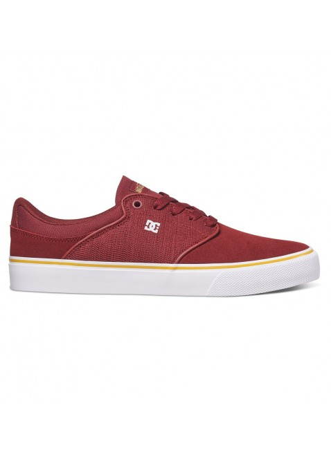 Boty DC Mikey Taylor vulc maroon
