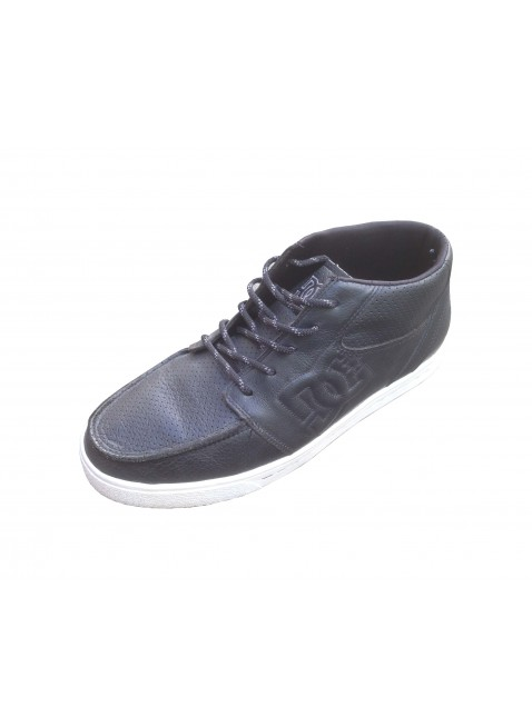 Boty DC RELAX MID black leather