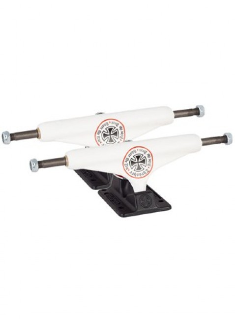 trucky INDEPENDENT - 169 Forged Hollow Thrasher Oath White Black Standard Trucks