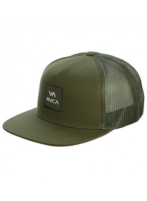 Kšiltovka RVCA All the way olive green