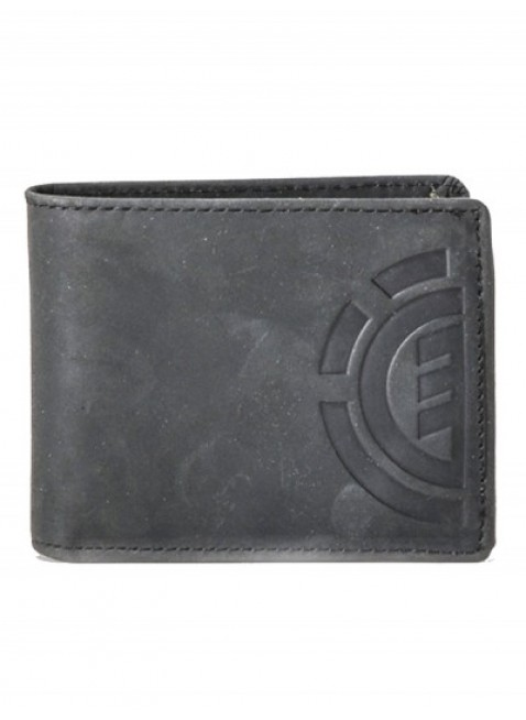 Peněženka Element Daily Elite wallet black