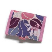 Roxy SMALL BEACH wallet ant pink peněženka
