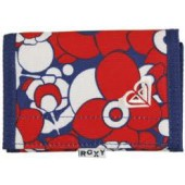 Roxy BEACHGLASS walletred cobalt peněženka