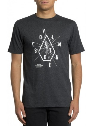 triko Volcom Eyechart heather charcoal