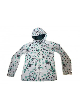 VEHICLE Tiare white cosmos jacket bunda