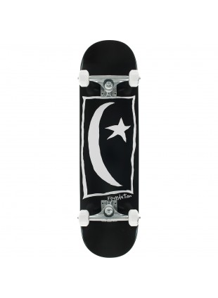 komplet skateboard FOUNDATION  Star & Moon Square Blk (MULTI) 8""