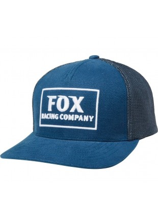 kšiltovka Fox Heater snapback hat navy