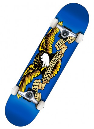 komplet Skateboard ANTIHERO TEAM EAGLE 8,25