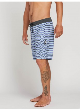 kraťasy Volcom Aura Stoneys boardshorts LIGHT PURPLE