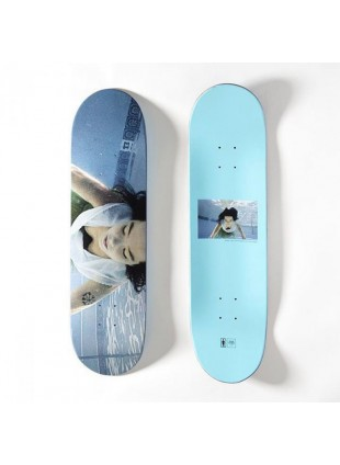 Deska Girl SPIKE PHOTO - BJORK DECK / 8.375