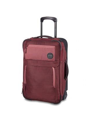 Kufr Dakine Carry On Roller 40L Bag Burnt Rose
