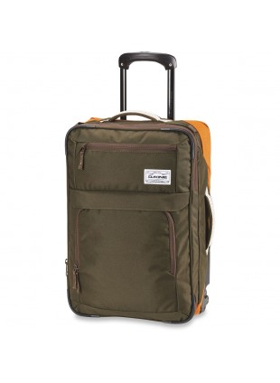 Kufr Dakine Carry On Roller 40L Bag timber