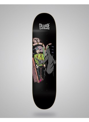 Deska Cruzade Skateboards Iron Lady 8.5