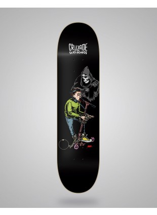 Deska Cruzade Skateboards Thumbs 8.25