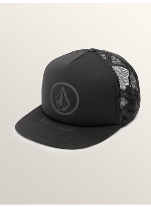 kšiltovka Volcom Full Frontal Cheese Hat black