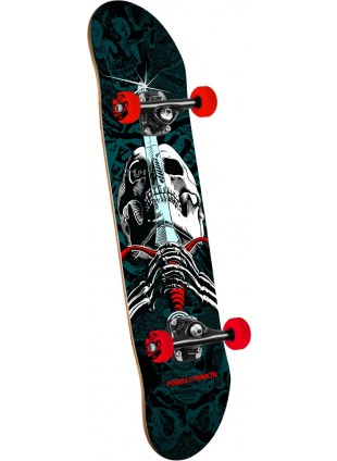 Komplet Skateboard Powell Peralta Skull and Sword One Off Assenbly - 7.88 x 31.67
