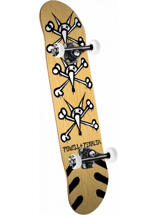 komplet skateboard Powell Peralta Vato Rats '15' Skateboard Complete Natural - 8.25 x 32.5