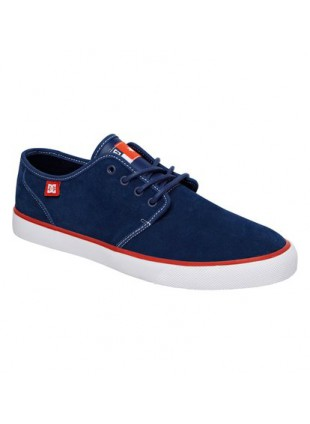 boty DC Studio S Navy/Red