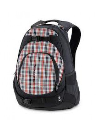 batoh Dakine Explorer black/scotch plaid