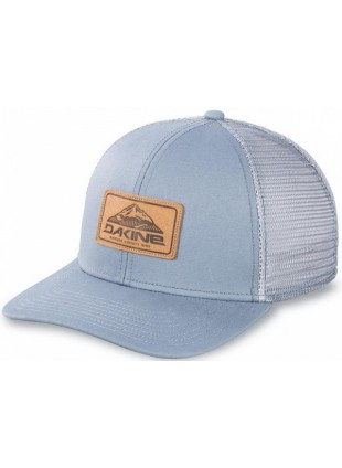Kšiltovka Dakine Northern lights trucker gunmetal