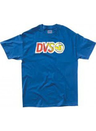 Triko DVS KIDS SEGWAYED blue