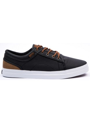 boty DVS Aversa brown black suede