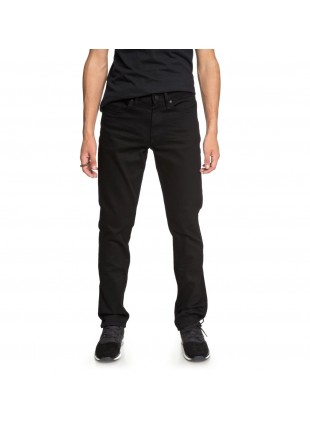 kalhoty DC Worker Straight Stretch black