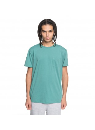Triko DC Basic Pocket Tee deep sea