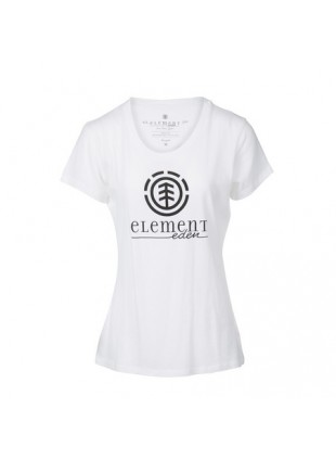 Triko Element Logo white