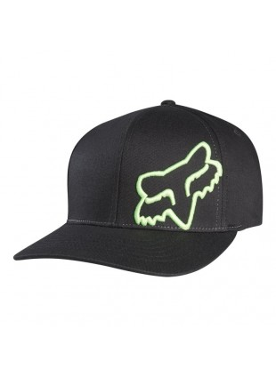 Kšiltovka Fox 45 Flexfit hat black green