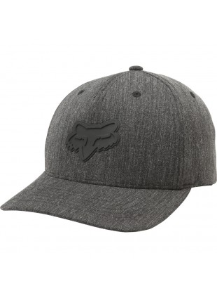 Kšiltovka Fox Heads Up 110 snapback heather black