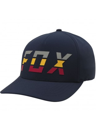 Kšiltovka Fox Smoke Blower Flexfit Hat midnight