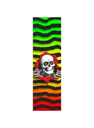 Powell Peralta Grip Tape Sheet 9 x 33 RIPPER FADE