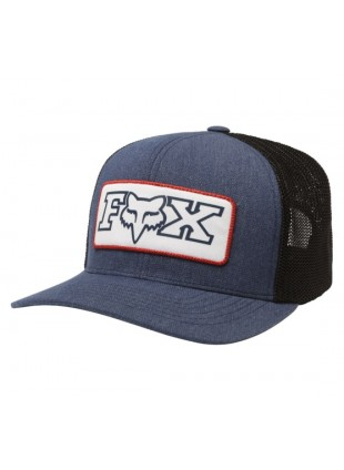 Kšiltovka Fox Honorarium 110 Snapback Hat Heather Midnight