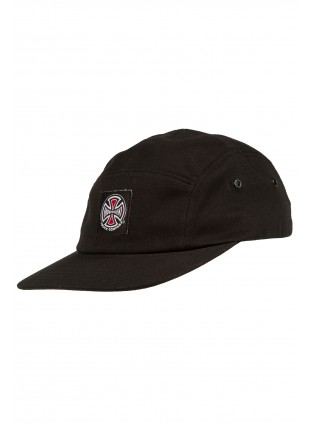Kšiltovka Independent TC 5 Panel black