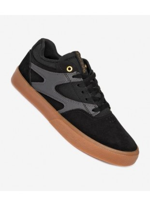 boty DC Kalis Vulc Shoes black grey