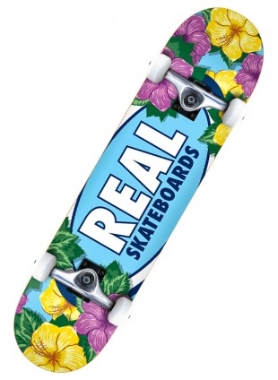 komplet skateboard Real OVAL BLOSSOMS 8,0""