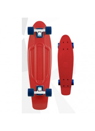 Long Island plastic cruiser red 22""