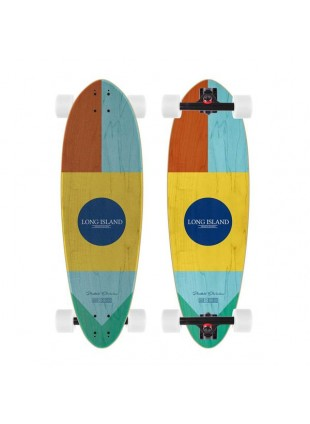 "Longboard Long Island Flint 33"" Mini Pin Li"