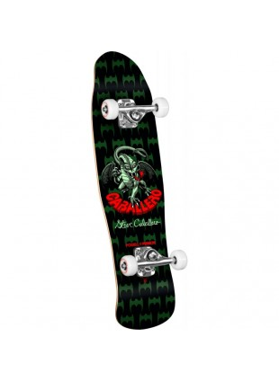 Powell Peralta Mini Caballero Dragon Complete Skateboard 8.00