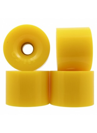 kola na longboard OJ Thunder Juice yellow 75mm