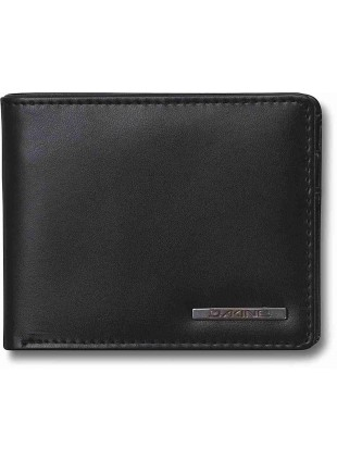 Peněženka Dakine Agent Leather black