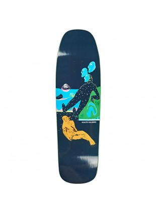 "Deska Hjalte Halberg Spaced Out Deck - 9.25"" 1992 Shape"