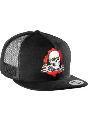 kšiltovka Powell Peralta Ripper Black