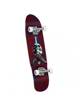 Powell Peralta Mini Skull and Sword Complete Skateboard 8.00
