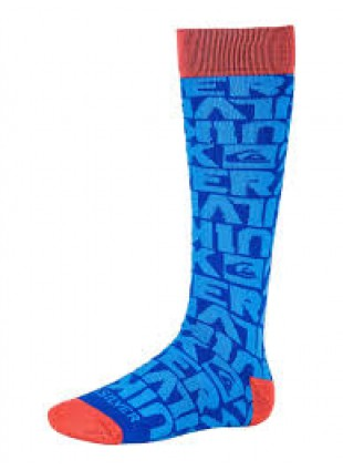 ponožky Quiksilver STEADY SOX dipped blue