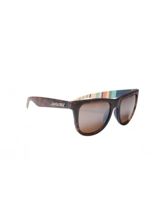 Brýle Santa Cruz Shelby Shades brown