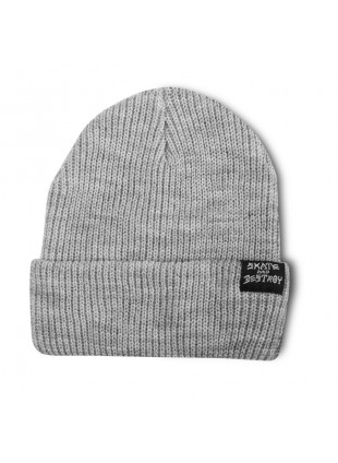 čepice THRASHER Skategoat / Skate and Destroy beanie grey